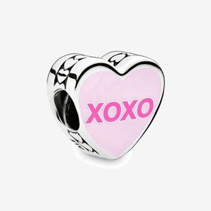 Pandora Candy Hearts Charm